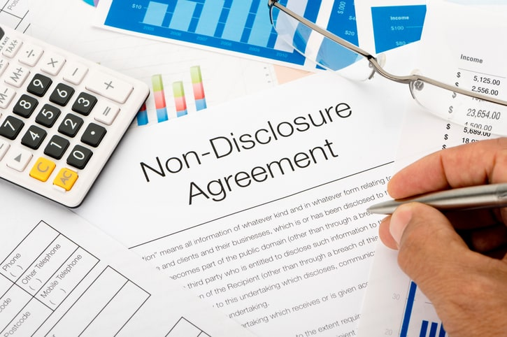 Then Youll Need To Know About Non Compete And A Non Disclosure
